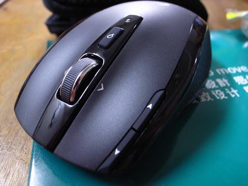 敗家:Logitech VX Nano無線雷射滑鼠