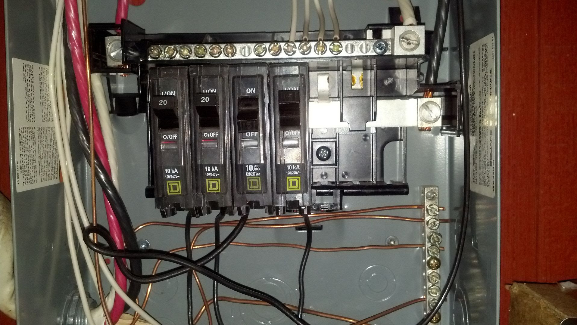 what wire to feed a 100amp subpanel - Pirate4x4.Com : 4x4 ...