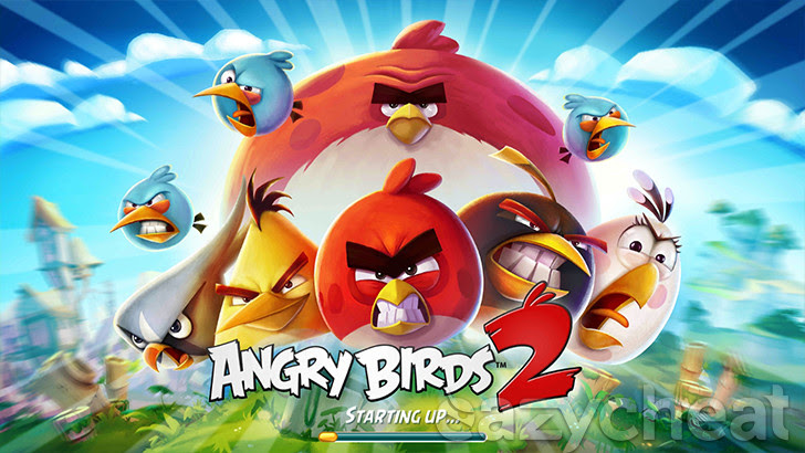 Angry Birds 2 v2.7.1 Cheats