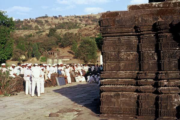 Amruteshwar Mandir & Village Gathering