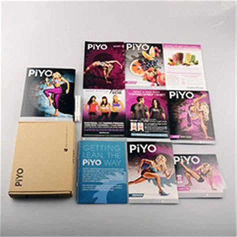 piyo base kit  dvds workout  exercise