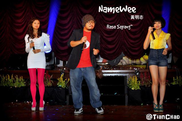 NameWee Rasa Sayang 2.0 + White Head Till Old