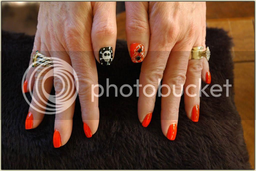 Scary Nails 2008