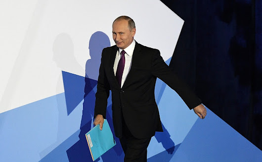 L'intervention de Vladimir Poutine au Forum Valdai 2017