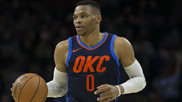 NBA wrap: Russell Westbrook's triple-double powers Thunder past 76ers | NBA | Sporting News