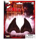 Forum Novelties Werewolf Ear Tips Costume Accessory, Brown