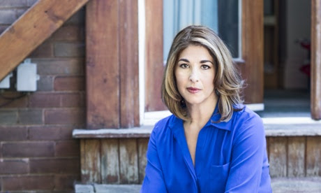 "Leadership Expert - Naomi Klein - ""We tried it your way and we don't have another decade to waste"""