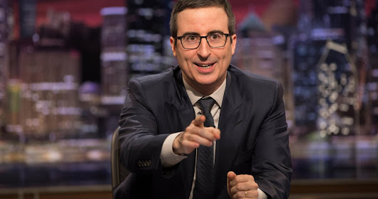 John Oliver buys and forgives $15m worth of medical debt