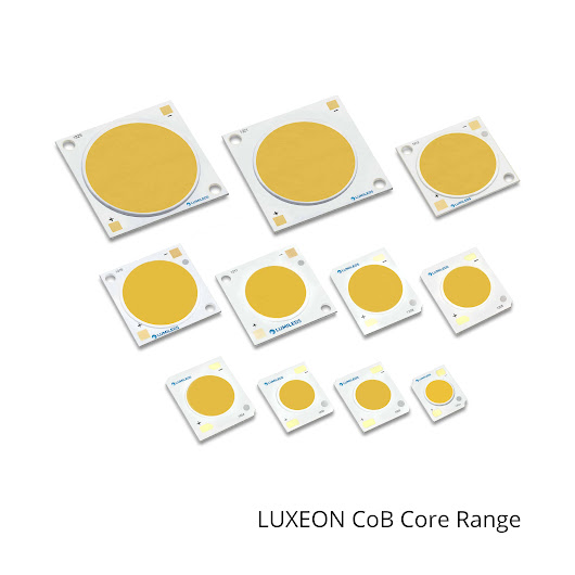 LUXEON CoB Core Range from Lumileds Delivers Up To 30,000 Lumens