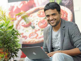 Zomato, started in Deepinder Goyal's home, went into the Rs 1,000-crore club the day he became a dad. Here's the story of India's hottest start-up.