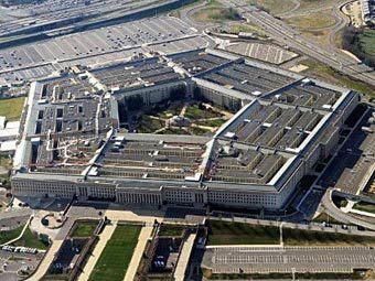 Здание Пентагона. Фото ©AFP