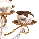 12 Piece Gold Cupcake & Dessert Stand   Amalfi Decor