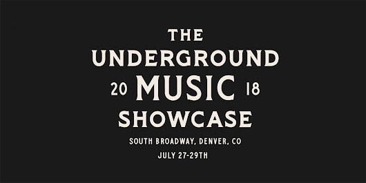 Underground Music Showcase (UMS) Full Lineup 2018 | Greeblehaus