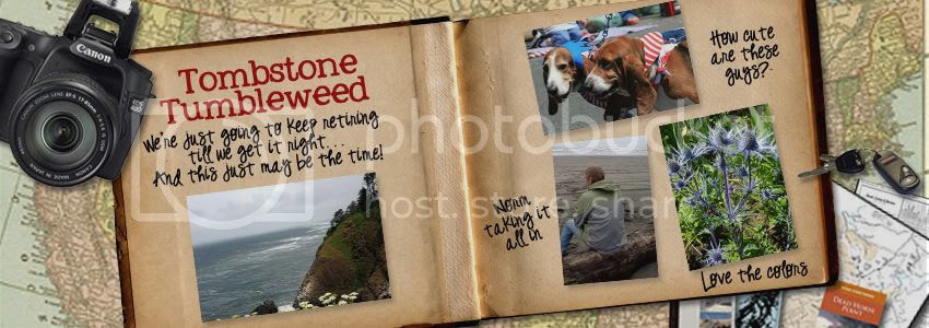 tombstone tumbleweed