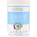 Primal Kitchen Collagen Fuel Supplement Powder, Vanilla Coconut - 13.1 oz canister