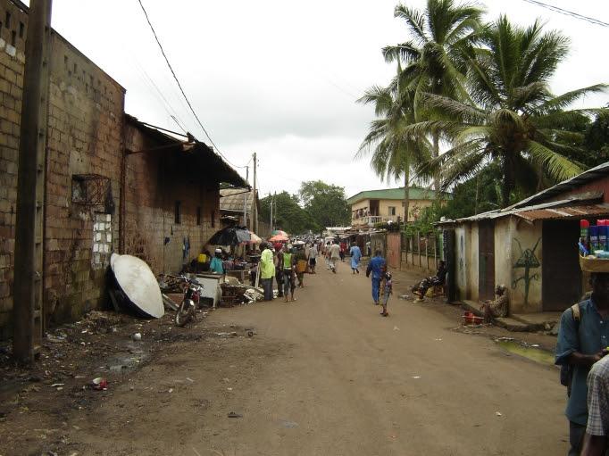 Marche Niger in Conackry