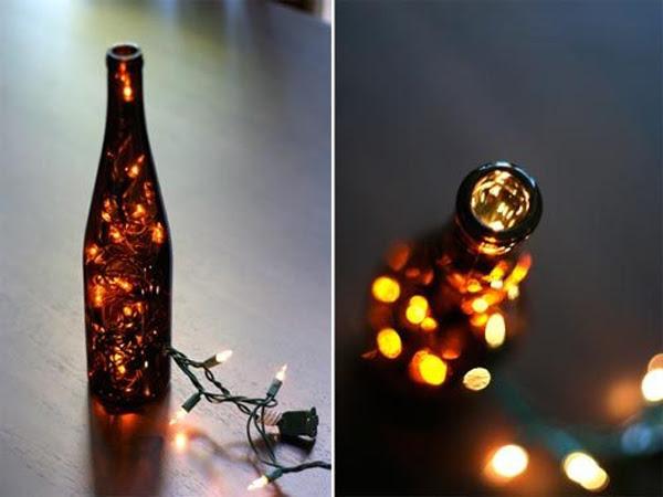 Decor on Budget: DIY Lights