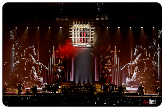 Madonna Concert Shoot | ALAN HESS PHOTOGRAPHY | ALAN HESS PHOTOGRAPHY