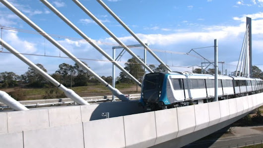 Sydney Metro's first driverless train passes major test