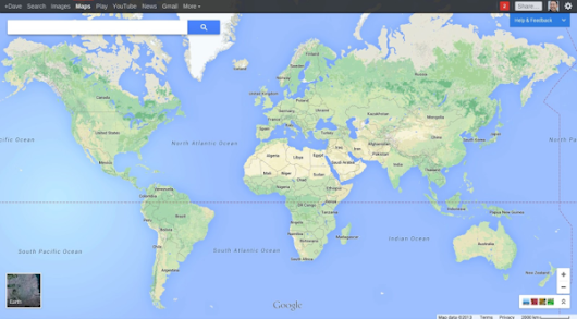 Exploring The New More Dynamic, More Social Google Maps