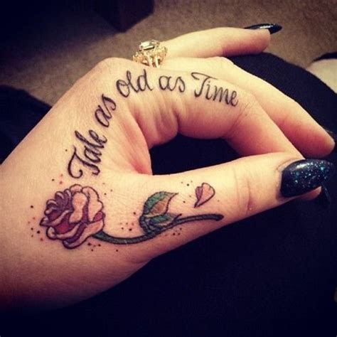 disney princess outline tattoo rose tattoo girls