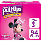 Pull Ups Learning Designs Training Pants, 2T-3T (18-34 lbs), Disney - 94 pants