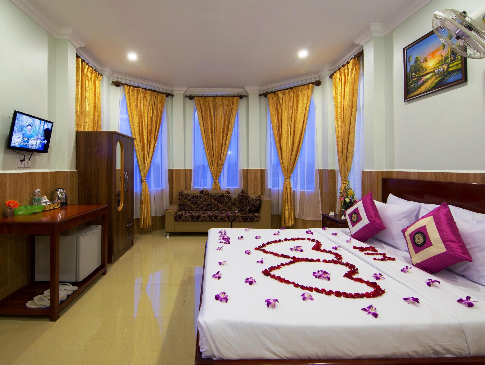 Discount Serkirin Mary Angkor Villa