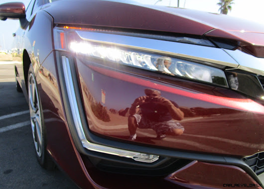 2018 Honda Clarity Plug-in Hybrid – Road Test Review – By Ben Lewis