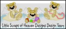 Little ScrapsofHeavenDesigns DT