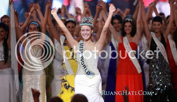Miss World 2010 Sanya Cina