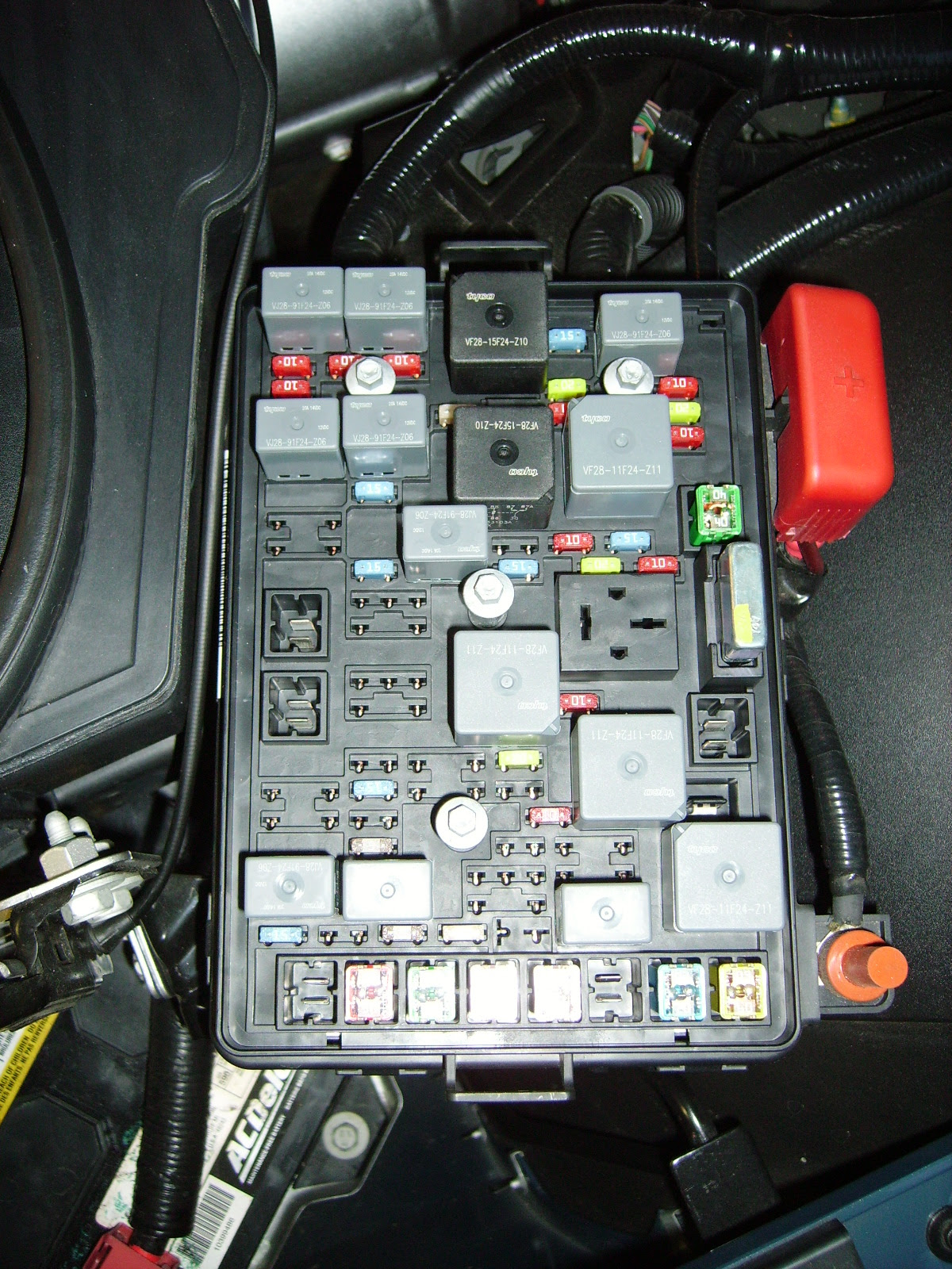 Wiring Site Resource: 2008 Chevy Cobalt Fuse Box Diagram