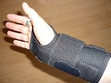 Professional wrist brace