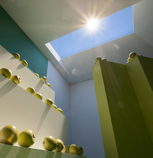 CoeLux: Artificial Sunlight That's Real Enough to Trick Your Camera and Brain