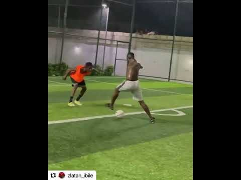 SO BAD!!! What Zlatan Did To Bella Shmurda Will Make You Pity Him (Watch Video)