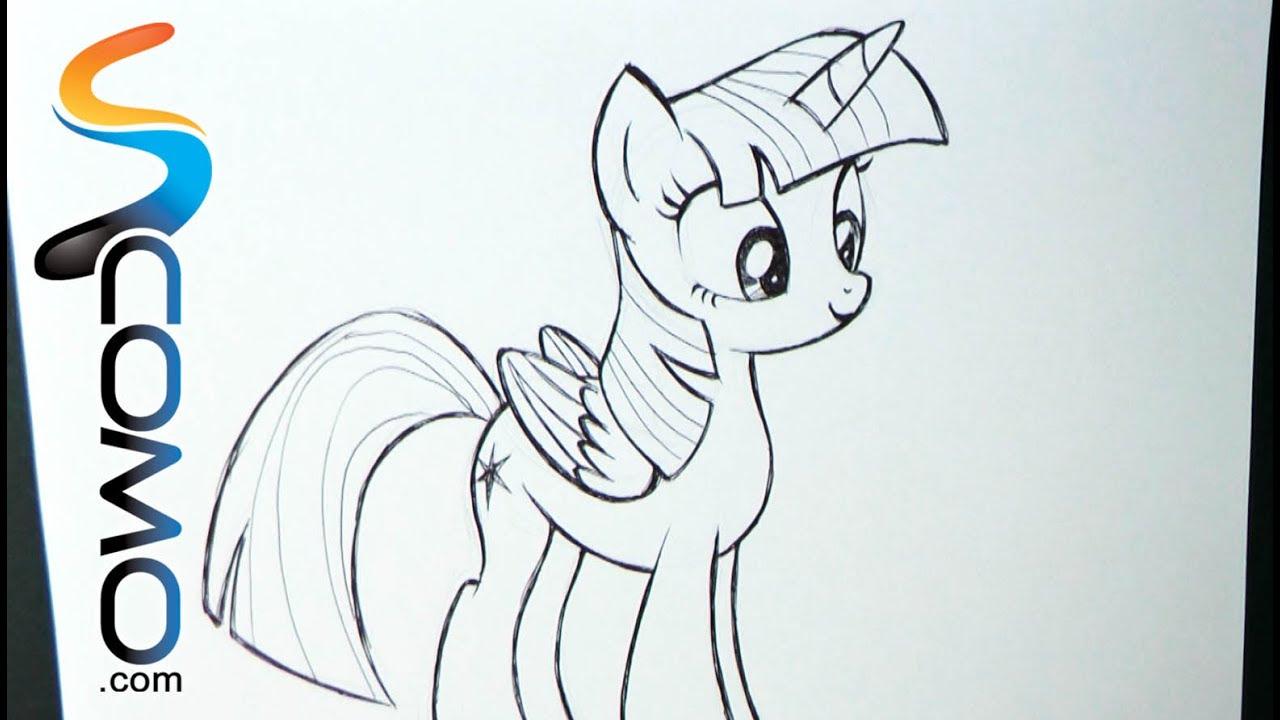 Dibujos Para Colorear De Ponis Bebe Poni Bebe Poni Para