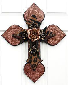 Wooden Cross Crafts on Pinterest