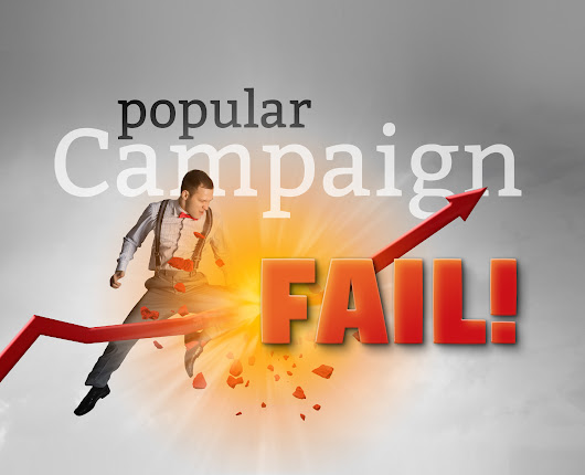 31 Aug Fame Without Fortune: When Popular Campaigns Ultimately Fail
