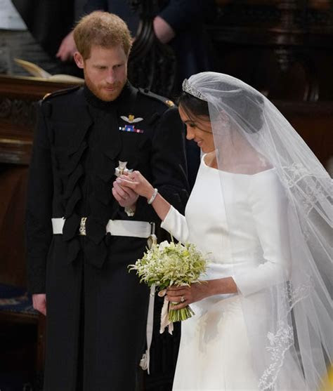 Empty Seat at Royal Wedding Explained! No, It Wasn?t for
