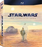 [先着購入特典なし] スター・ウォーズ コンプリート・サーガ ブルーレイBOX (初回生産限定) [Blu-ray]