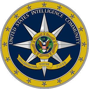 US Intelligence Community Seal