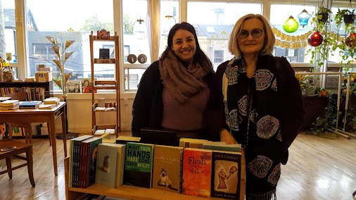 A splendid afternoon at k f b A lovely photo taken by Kirby So looking forward to a lovely reading...