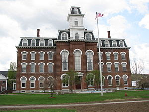 Vermont College--College Hall