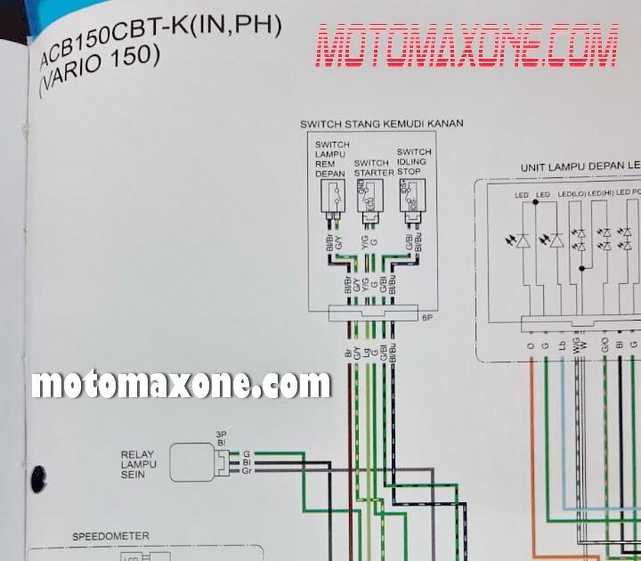 Wiring Wiring Diagram Vario 150 Full Quality Bestiyp Iranwiring Madameki Fr