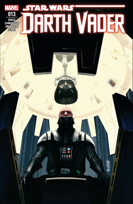 Review: DARTH VADER #13 - Inside The Force: A Star Wars Podcast
