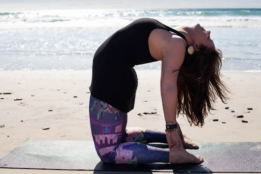 5 Things I Learned From Teaching My First Yoga Class