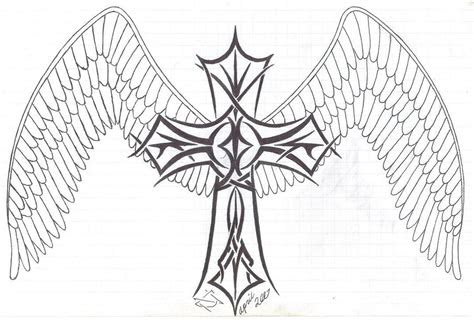 heart  wings coloring page coloring home