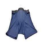 Stashitware Stash Pocket Boxer Brief One Color 3 Packs Men's Blue