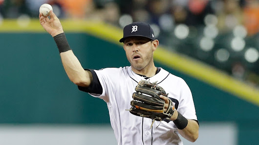 Tigers place Ian Kinsler on disabled list