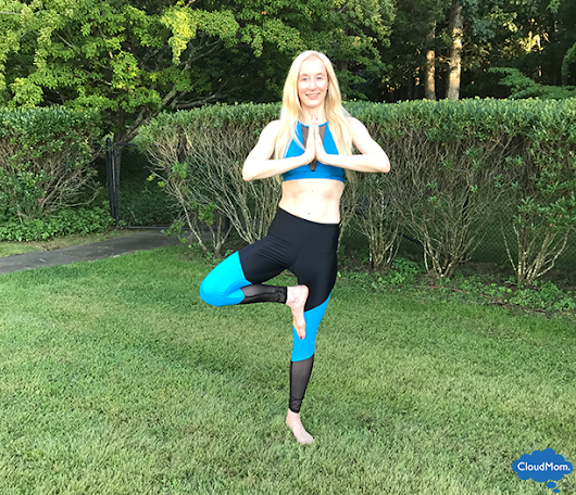 How to do the Tree Pose in Yoga | CloudMom
