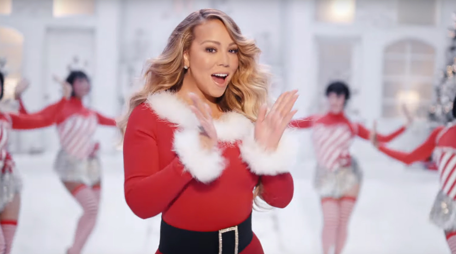 Tik Tok Song All I Want For Christmas Is You - tiktok song 2020